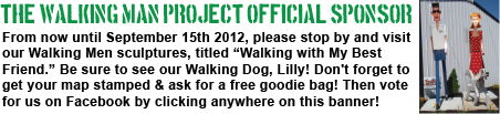 The Walking Man Project